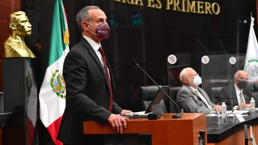 MÉXICO CUMPLIÓ CON LOS OBJETIVOS DE ESTRATEGIA ANTI COVID-19: LÓPEZ-GATELL