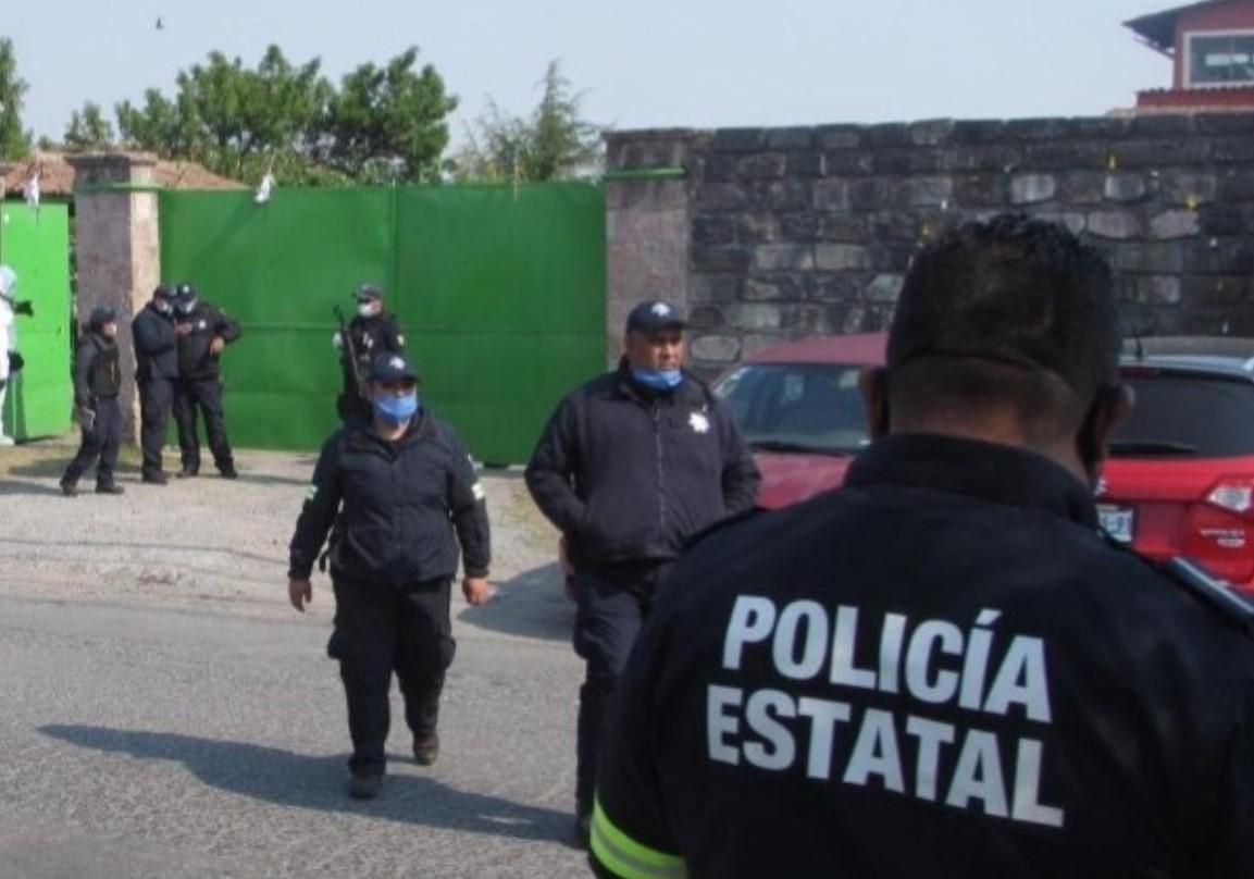 LOCALIZAN A ELEMENTO DE LA SS DESAPARECIDO EN TEXCALTITLÁN