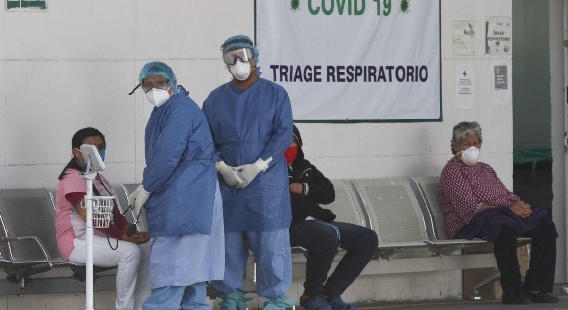 MÁS DE 86 MIL MEXIQUENSES SE HAN CONTAGIADO DE COVID-19