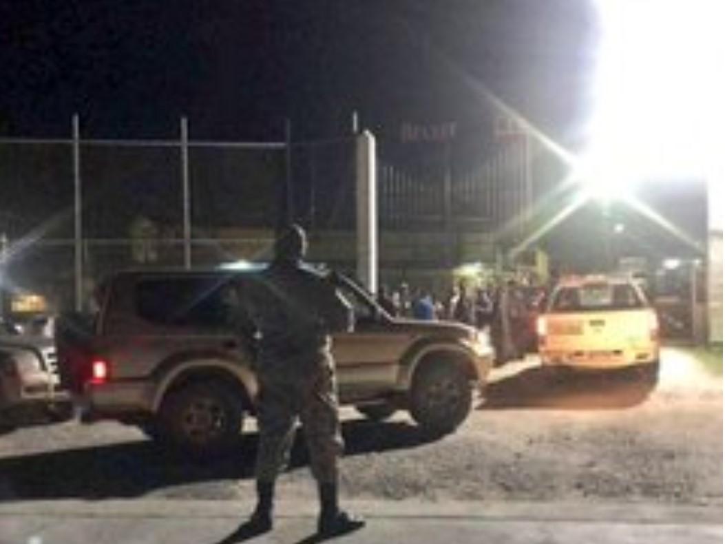 MÉXICO Y GUATEMALA EN ALERTA MÁXIMA TRAS FUGA DE 20 PELIGROSOS REOS EN BELICE