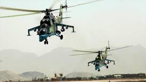 SE REGISTRA ACCIDENTE ENTRE DOS HELICÓPTEROS MILITARES EN AFGANISTÁN