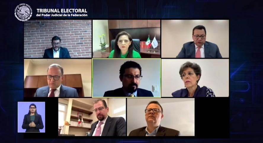 RESUELVE TEPJF SOLICITUD DE REGISTRO DE ORGANIZACIONES COMO PARTIDOS POLÍTICOS