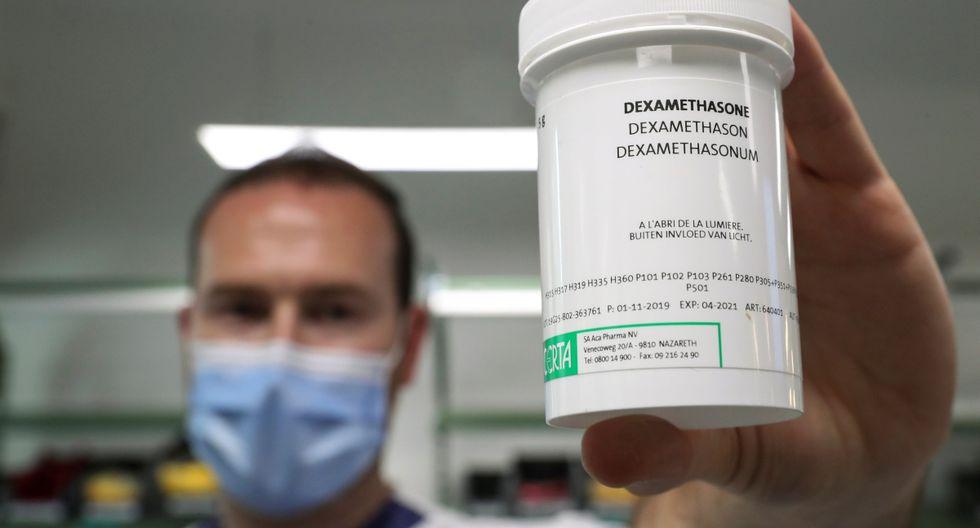 DEXAMETASONA ES EL ÚNICO TRATAMIENTO EFECTIVO CONTRA EL COVID-19: OMS