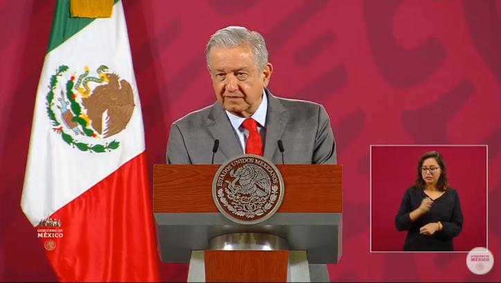 ANUNCIA AMLO ACUERDO CON EE.UU PARA ENTREGA DE AGUA