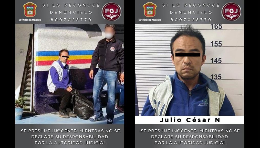 INICIAN PROCESO LEGAL CONTRA SUJETO QUE INTENTÓ ASESINAR A SU MAMÁ EN CHALCO