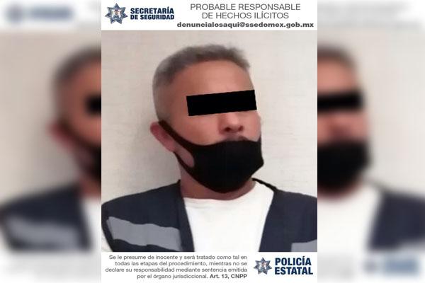 LOCALIZAN EN TEXCOCO UN VEHÍCULO CON REPORTE DE ROBO