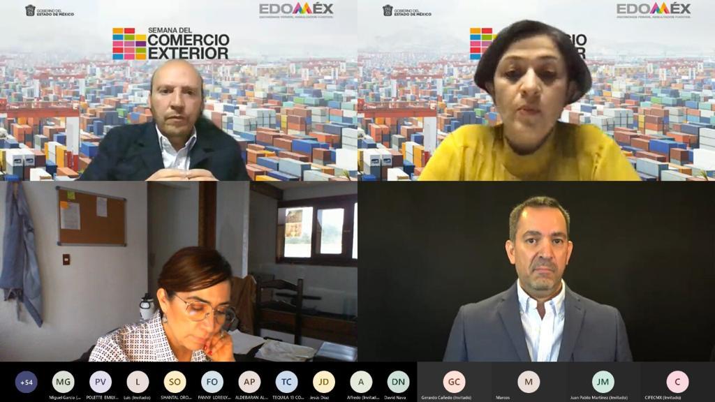 IMPULSAN INTERNACIONALIZACIÓN DE MÁS EMPRESAS MEXIQUENSES