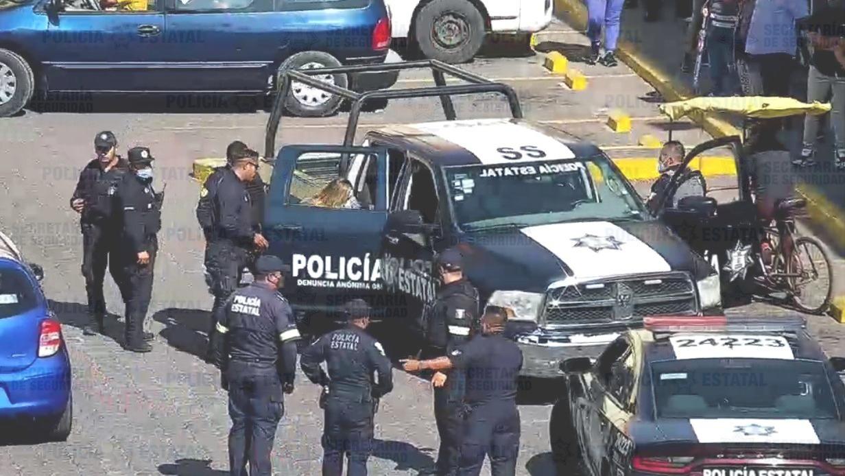 """ASEGURAN A DOS PROBABLES """"DESPLAZADORES"""" DE TARJETAS BANCARIAS"""