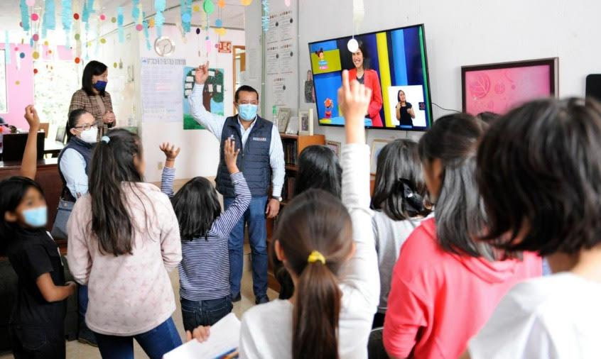 DIFEM Y ASISTENCIA PRIVADA SUMAN ESFUERZOS PARA PROTEGER A INFANTES MEXIQUENSES