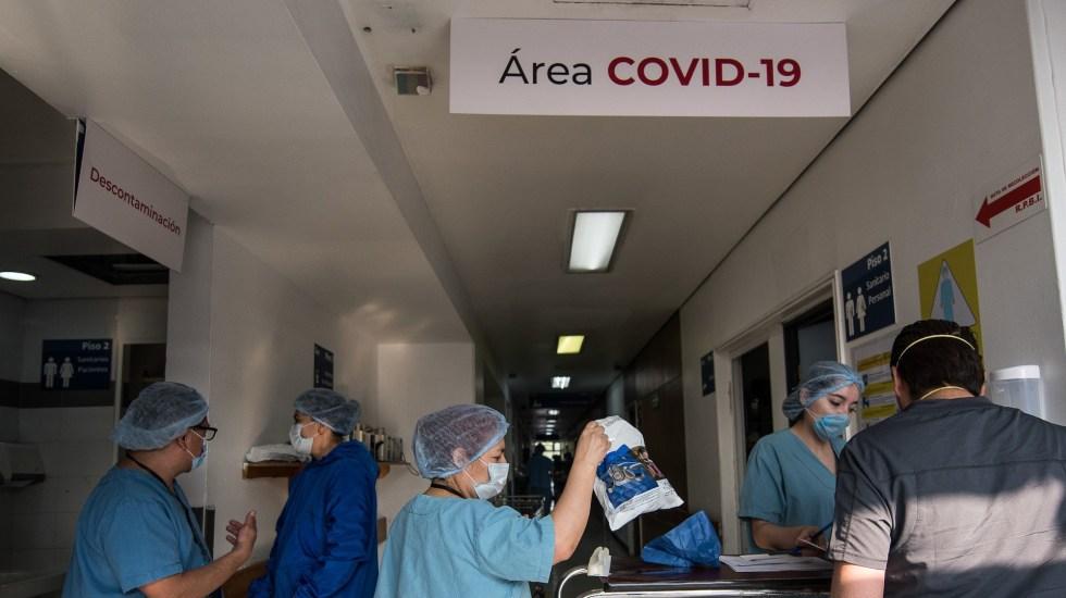 MÉXICO REBASA LAS 93 MIL MUERTES POR COVID-19 Y SUMA 943 MIL 630 CONTAGIOS