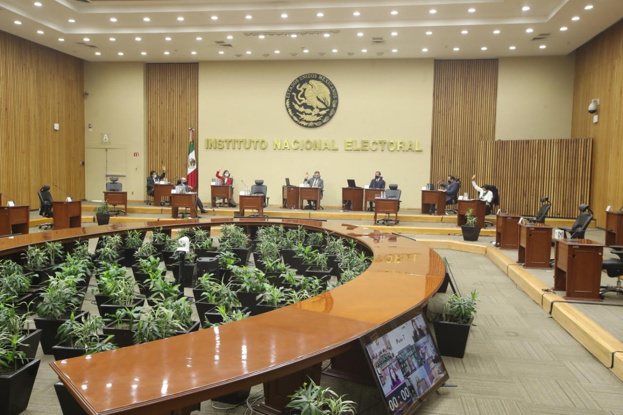 APRUEBA INE ACUERDO DE PARIDAD DE GÉNERO; 7 DE LOS 15 CANDIDATOS A GOBERNADOR EN 2021 DEBERÁN SER MUJERES