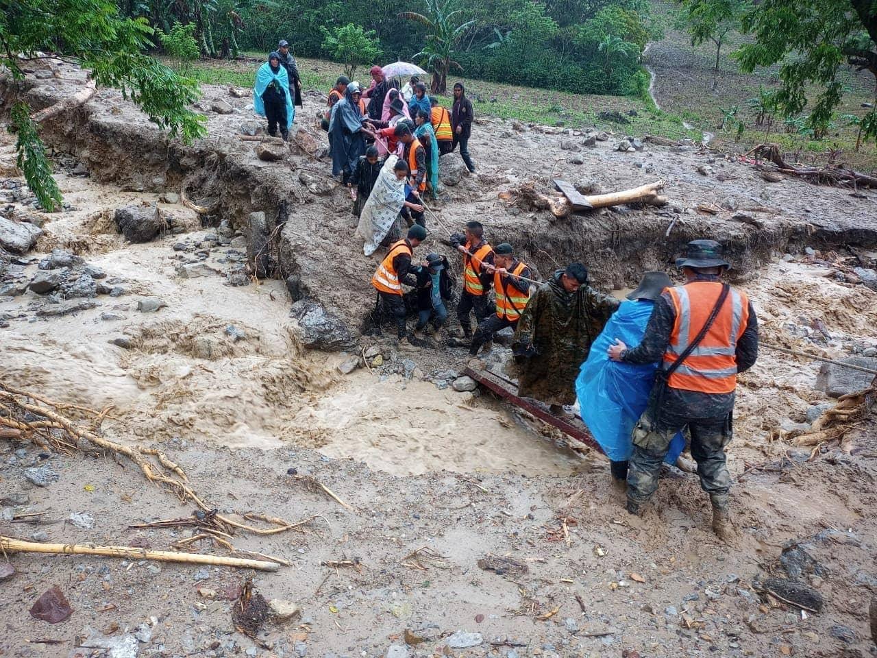 MÁS DE 50 PERSONAS HAN MUERTO EN GUATEMALA POR LAS INTENSAS LLUVIAS