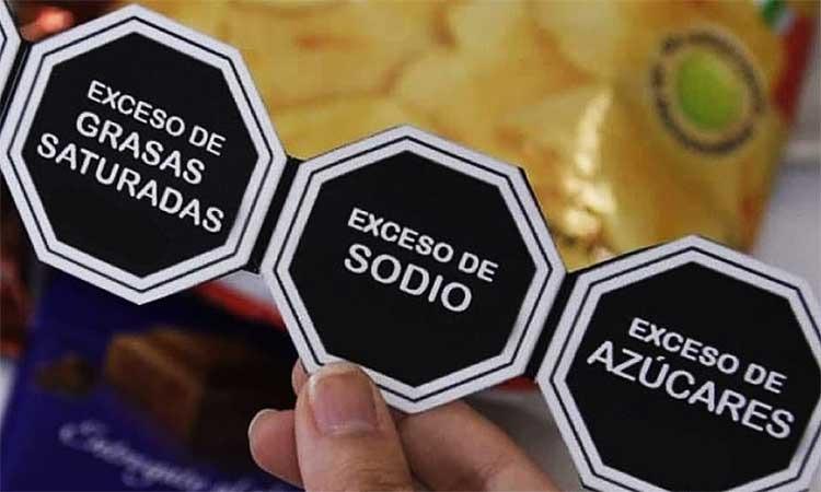NUEVO ETIQUETADO, INSUFICIENTE PARA REDUCIR ÍNDICES DE SOBREPESO Y OBESIDAD: EXPERTAS
