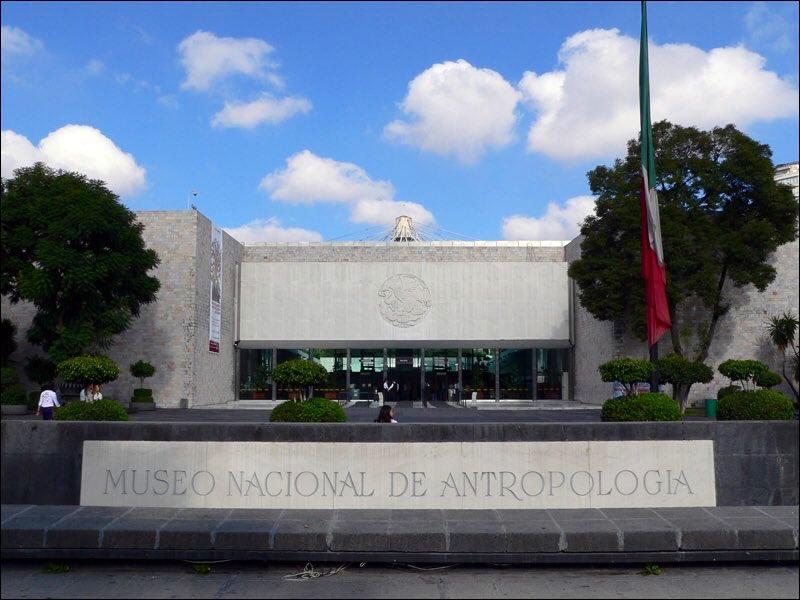 MUSEO NACIONAL DE ANTROPOLOGÍA ABRIÓ SUS PUERTAS