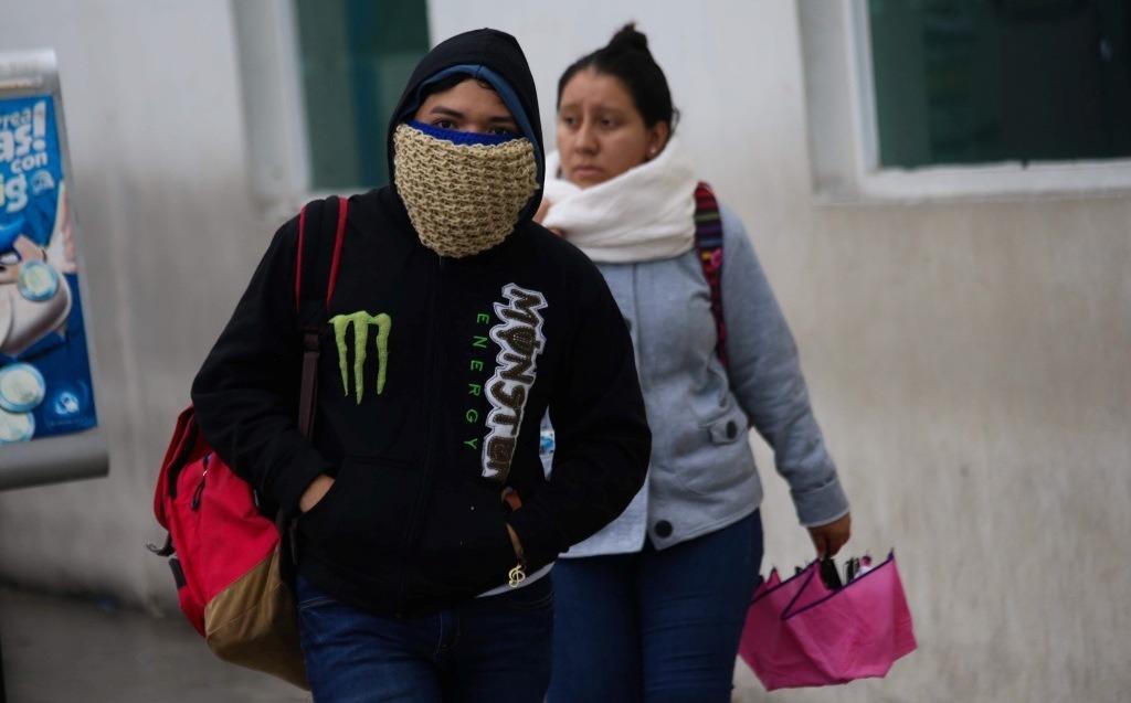 ABRIGATE ESTE FIN DE SEMANA HABRÁ DESCENSOS DE TEMPERATURA
