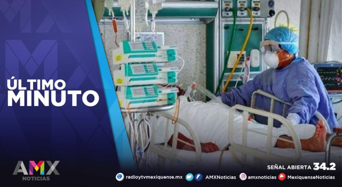 MÉXICO SUPERA El MILLÓN DE CASOS POSITIVOS DE COVID-19