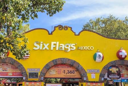 JOVEN LESIONADO EN JUEGO MECÁNICO DE SIX FLAGS; SE ENCUENTRA ESTABLE