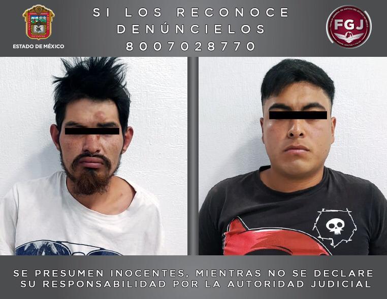 CATEAN INMUEBLE EN TLALNEPANTLA Y LOCALIZAN VEHÍCULO CON REPORTE DE ROBO