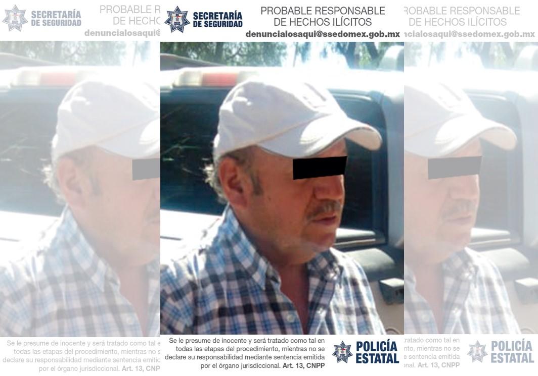 LO AGARRAN CON HIDROCARBURO APARENTEMENTE ILÍCITO
