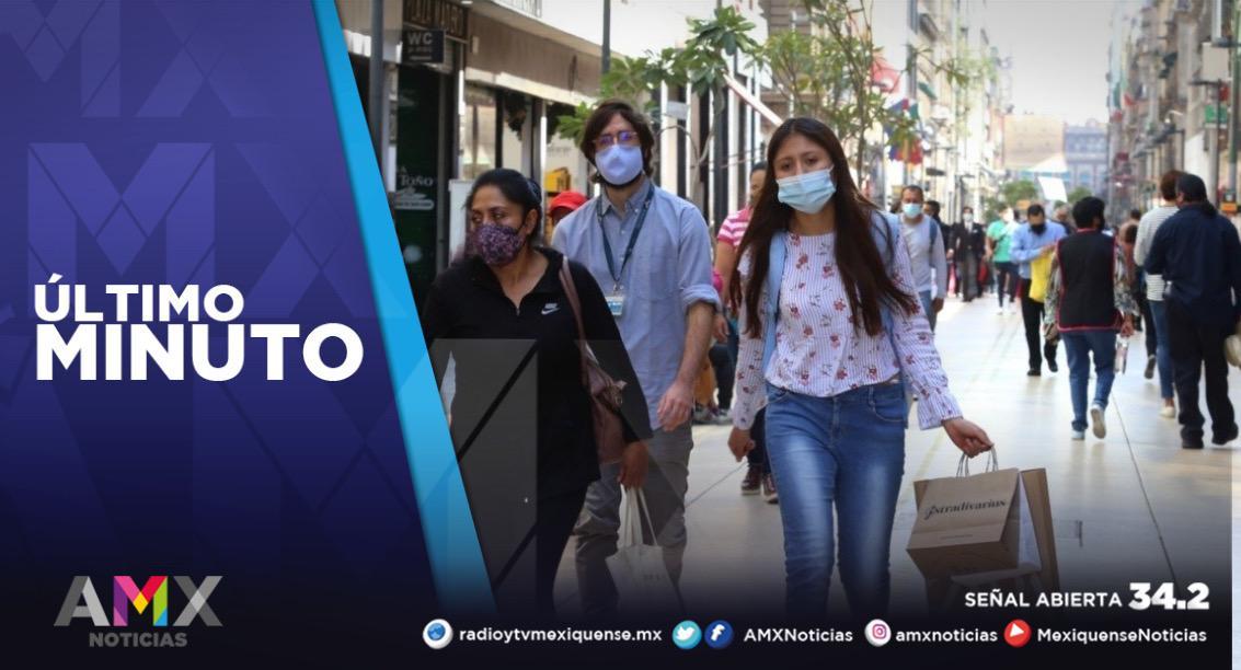 MÉXICO CONTABILIZA 1 MILLÓN 015 MIL 071  CASOS POSITIVOS DE COVID-19