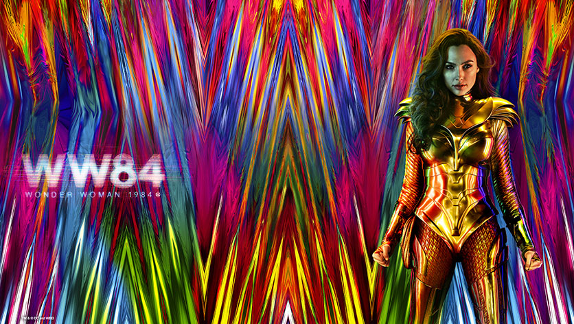 'WONDER WOMAN 1984′ SE ESTRENARÁ EN HBO MAX Y EN CINES