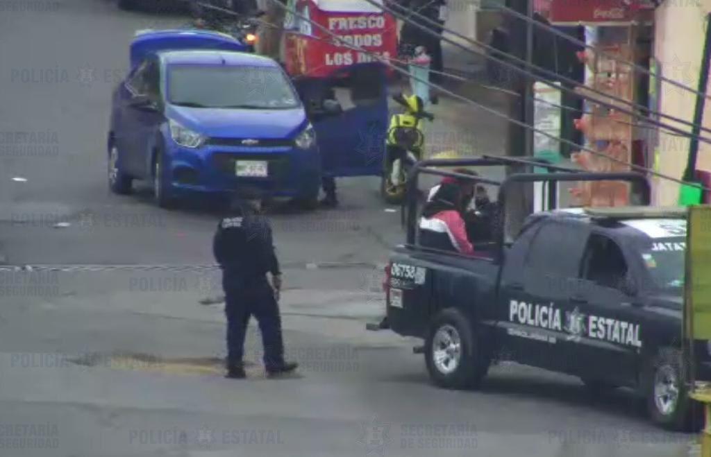 SECRETARÍA DE SEGURIDAD RECUPERA AUTO RELACIONADO CON UN ROBO