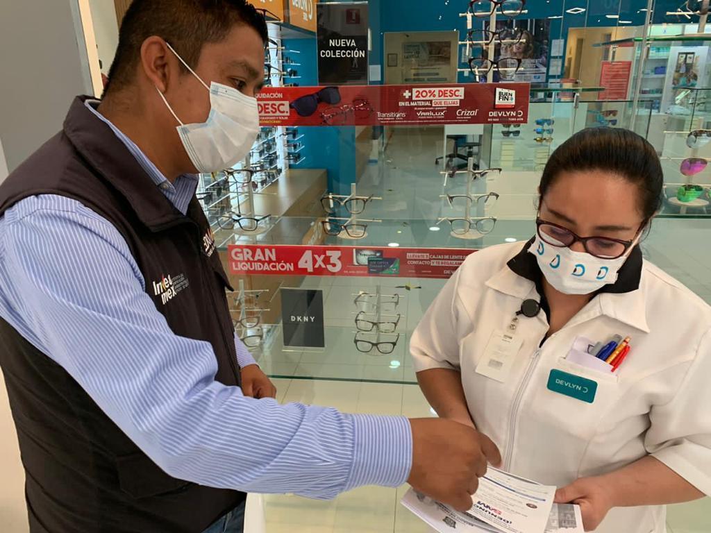 SE VERIFICARON MÁS DE 1,700 ESTABLECIMIENTOS DURANTE EL BUEN FIN EN EL EDOMÉX