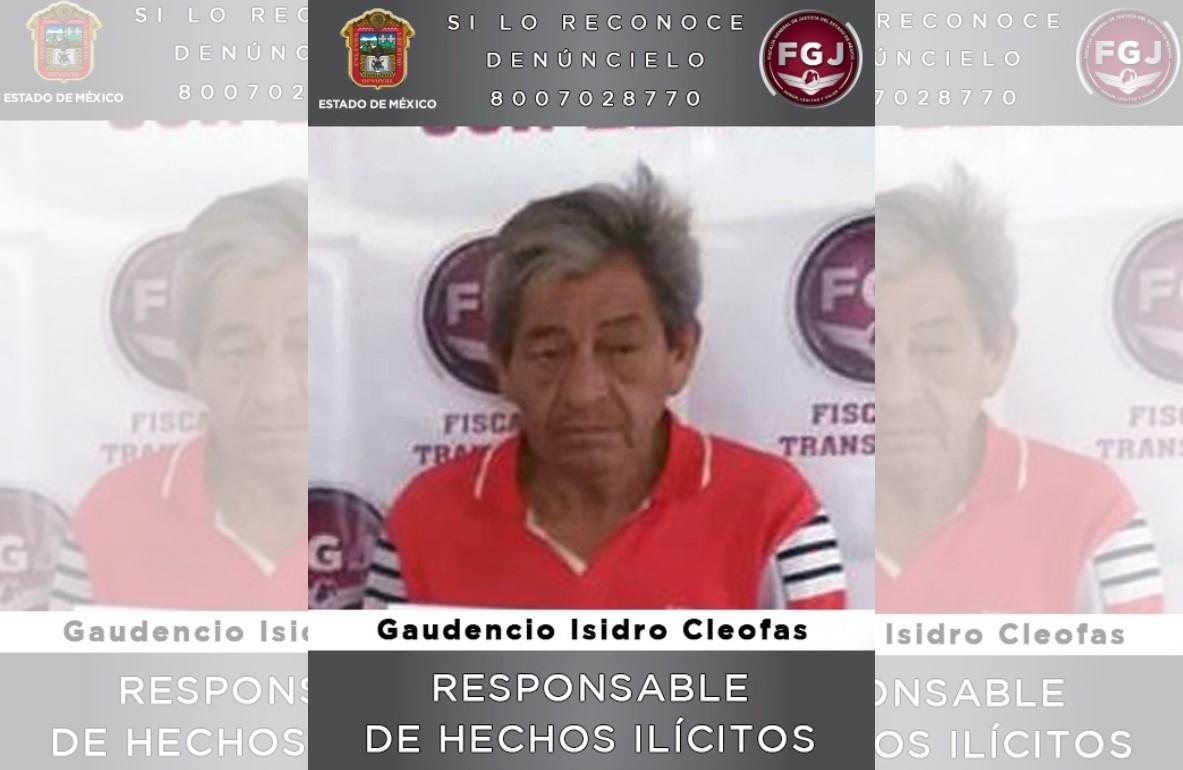 PASARÁ 17 AÑOS DE PRISIÓN POR ASALTAR A TRANSPORTE PÚBLICO EN ECATEPEC