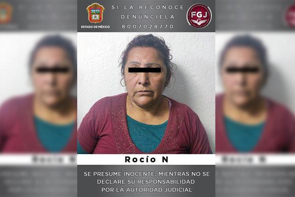CAPTURAN A UNA MUJER QUE HABRÍA PARTICIPADO EN UN HOMICIDIO EN CHIMALHUACÁN