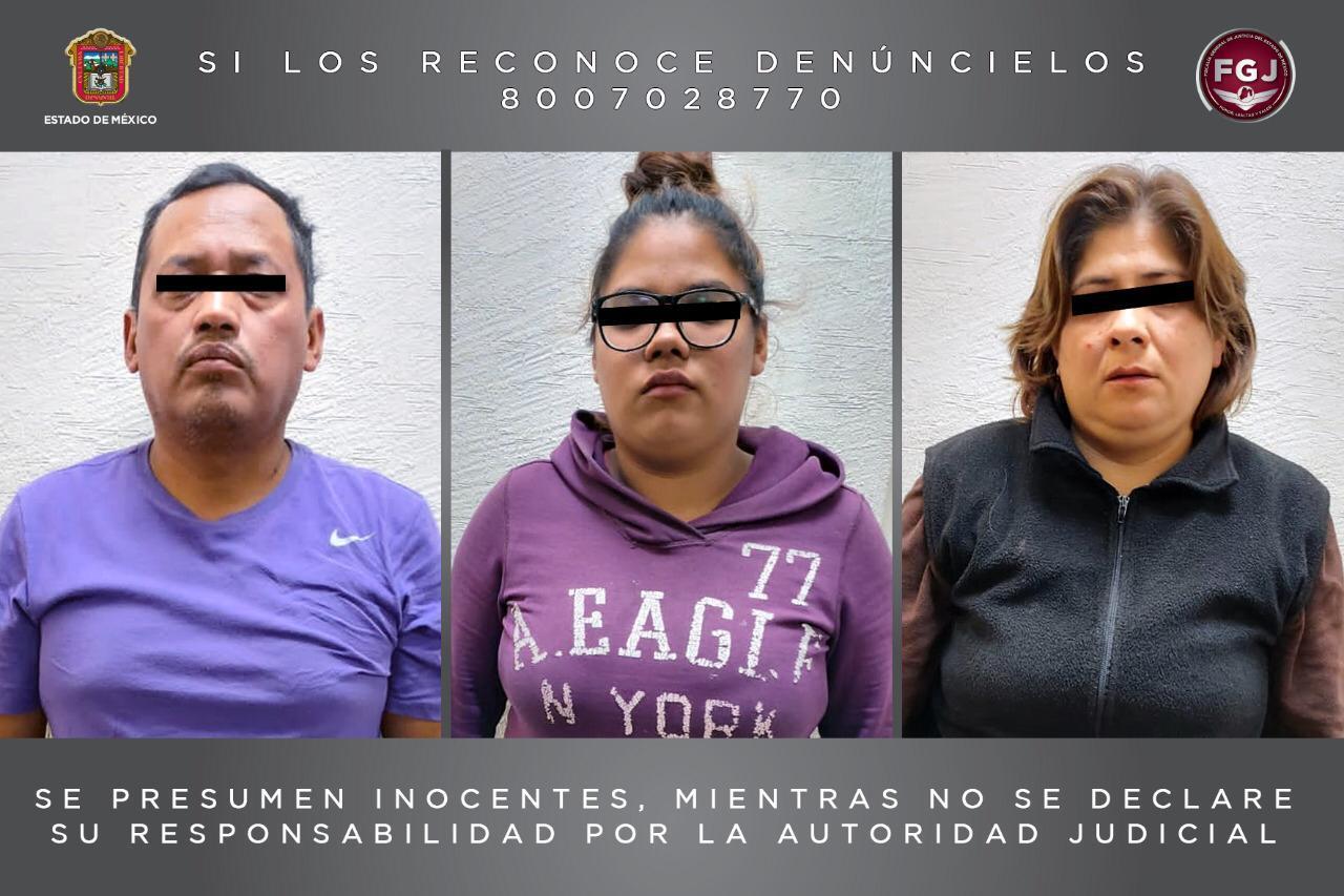 DETIENEN EN CHALCO A PERSONAS QUE VENDÍAN LECHE DESTINADA AL DIF EDOMÉX