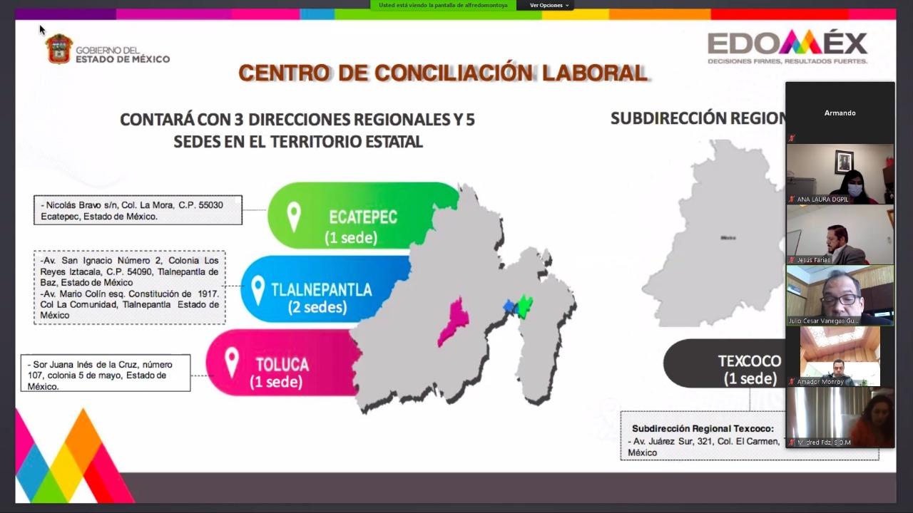 JUNTA DE CONCILIACIÓN Y ARBITRAJE DEL EDOMÉX TIENE COMO LÍMITE, CONCLUIR SU CICLO DE VIDA EN 2023