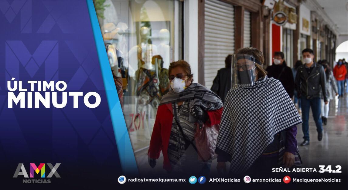 MÉXICO ALCANZÓ 105 MIL 655 MUERTES A CONSECUENCIA DE COVID-19