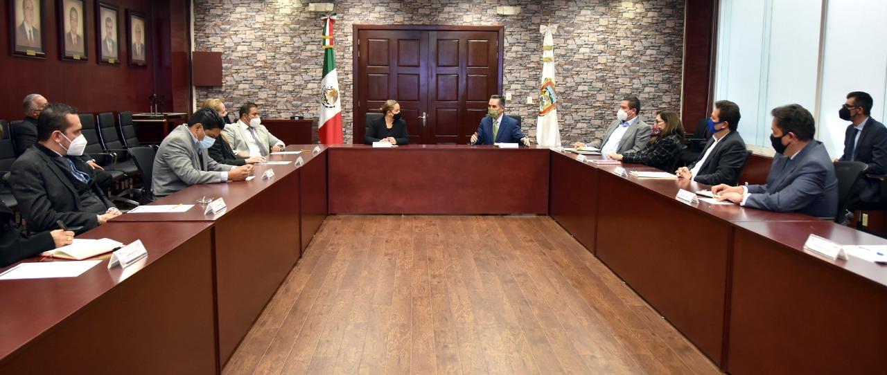COMPARTE EDOMÉX CON OTRAS ENTIDADES APROVECHAMIENTO DE TECNOLOGÍA EN EL COMBATE A LA CORRUPCIÓN Y DE FISCALIZACIÓN
