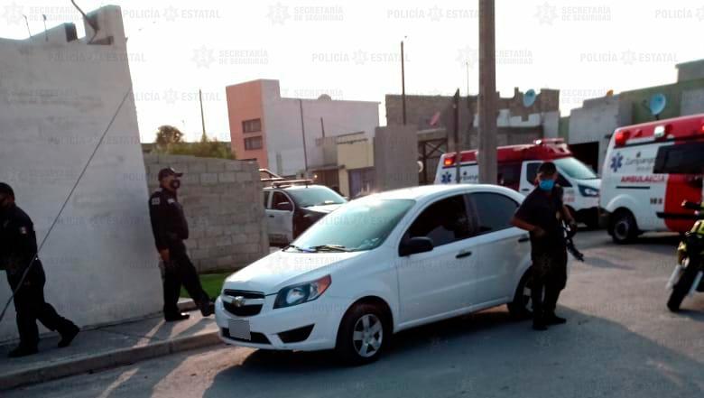POLICÍAS SE ENFRENTAN A BALAZOS CON POSIBLES INTEGRANTES DE UNA CÉLULA DELICTIVA DE NARCOMENUDEO