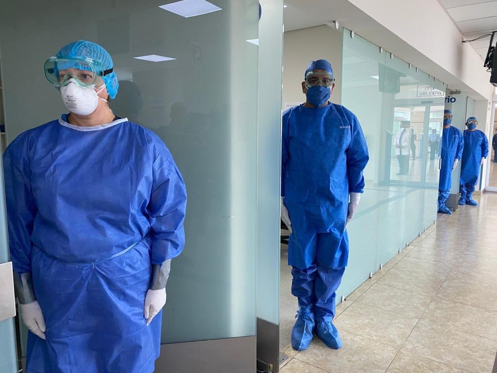 A PARTIR DE HOY, HOSPITALES FEDERALES ATENDERÁN GRATIS A TODOS LOS MEXICANOS