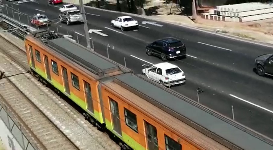 REALIZAN OBRAS VIALES EN ESTAS AVENIDAS DE LA CDMX