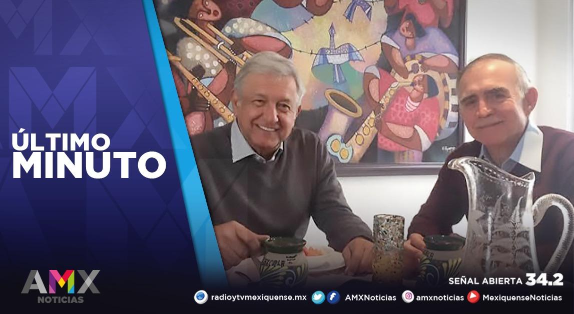 DEJA ALFONSO ROMO COORDINACIÓN DE LA OFICINA DE PRESIDENCIA