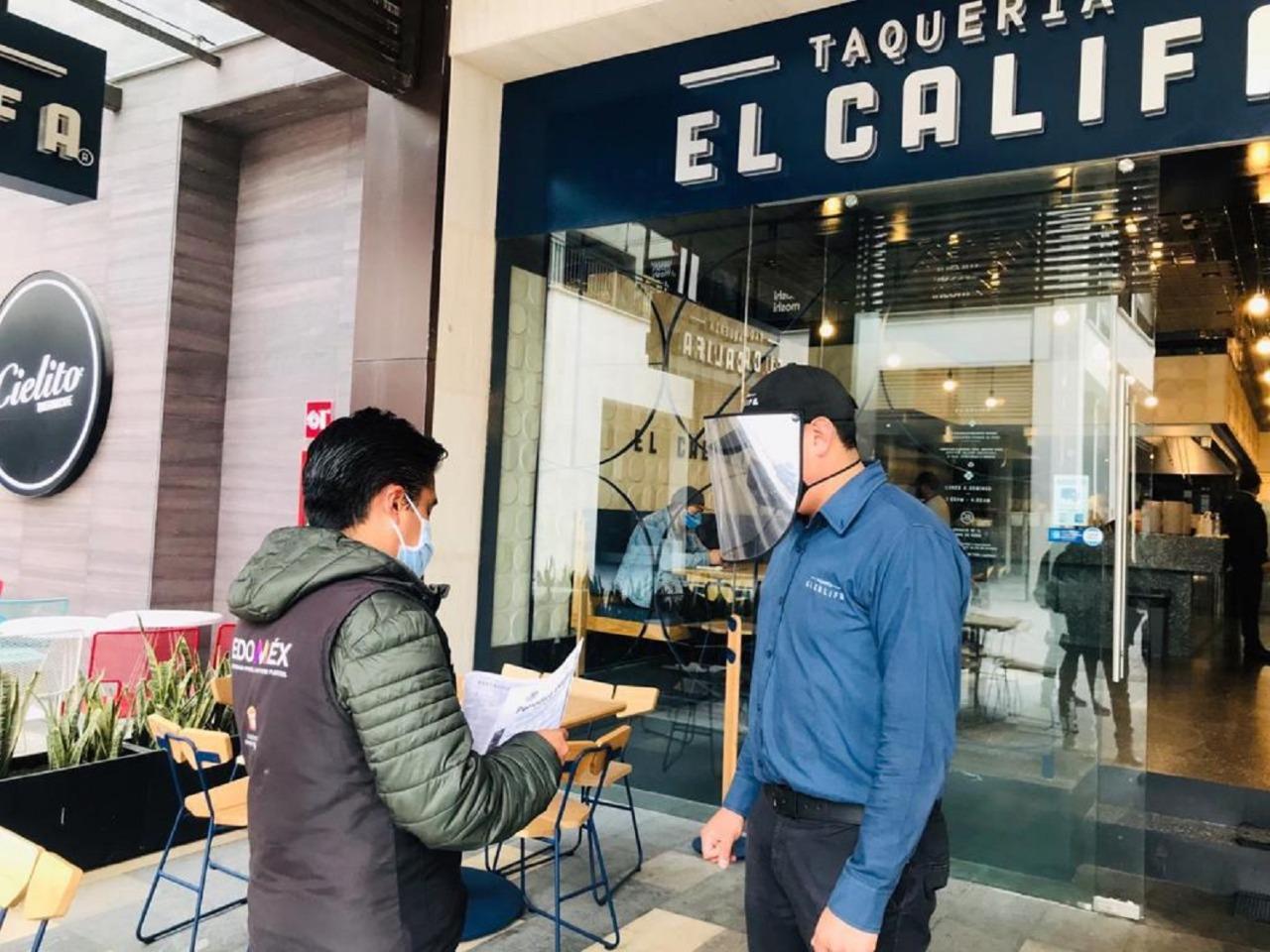 FORTALECEN VERIFICACIONES EN ESTABLECIMIENTOS COMERCIALES TRAS AUMENTO DE CASOS DE COVID