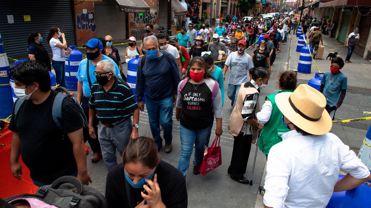 TOMAR MEDIDAS INDIVIDUALES FRENTE A COVID-19 EVITARÁ CONTAGIOS: UNAM