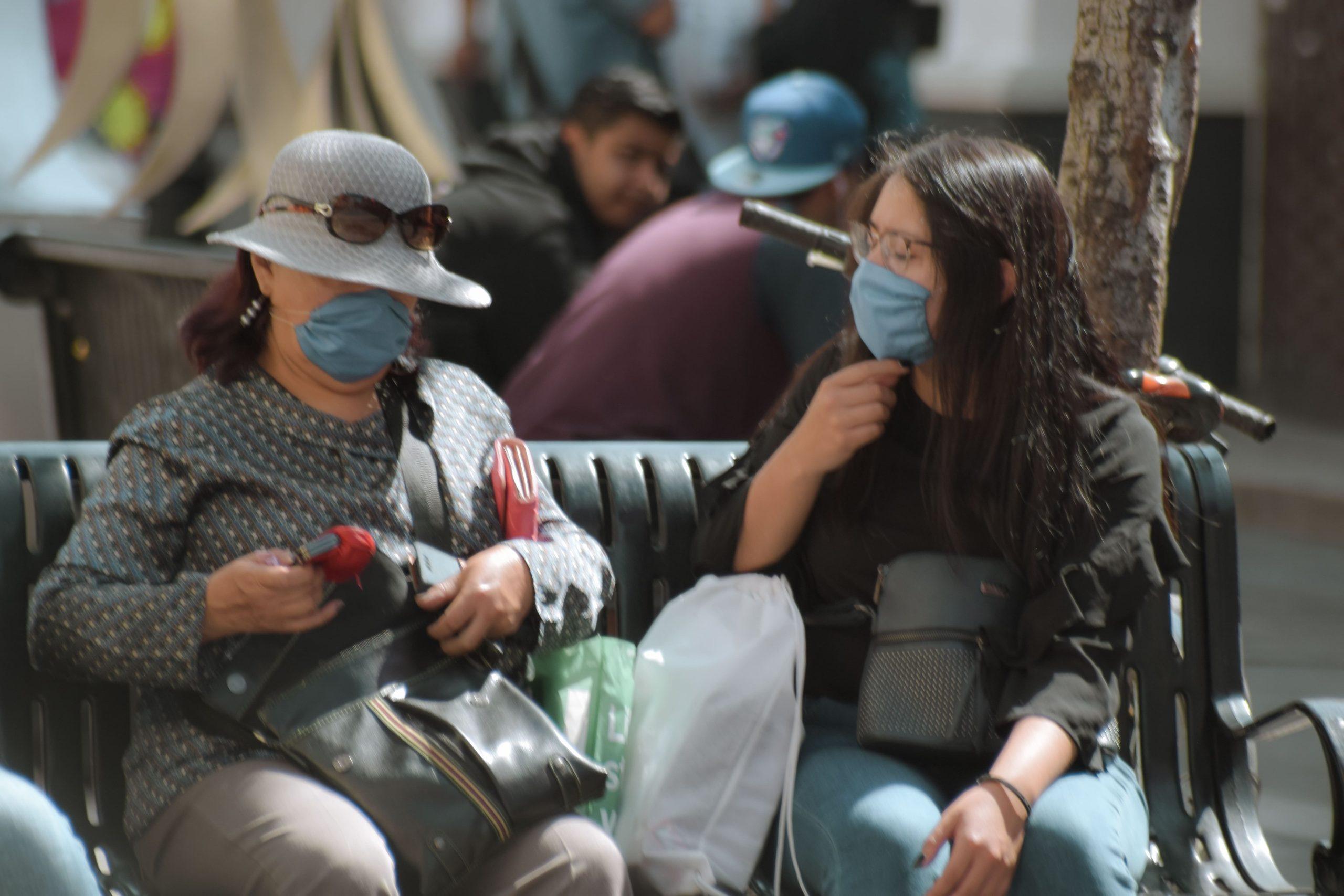 USO DE CUBREBOCAS DISMINUYE PROBABILIDAD DE CONTRAER ENFERMEDADES RESPIRATORIAS: ESPECIALISTA