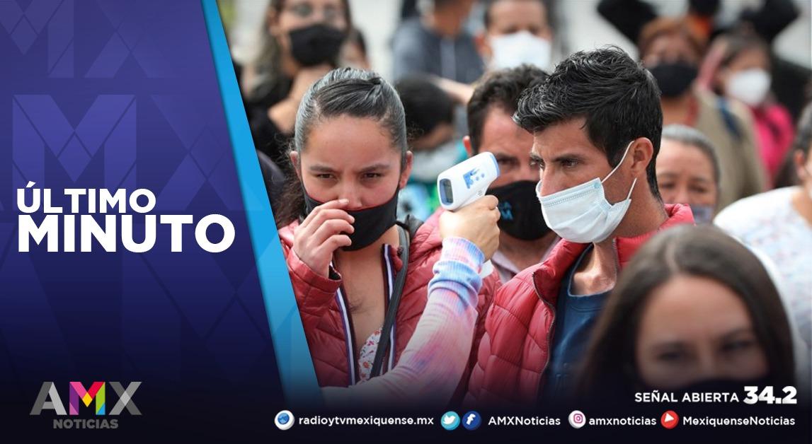 MÁS DE 145 MIL 300 MEXIQUENSES HAN DADO NEGATIVO A COVID-19