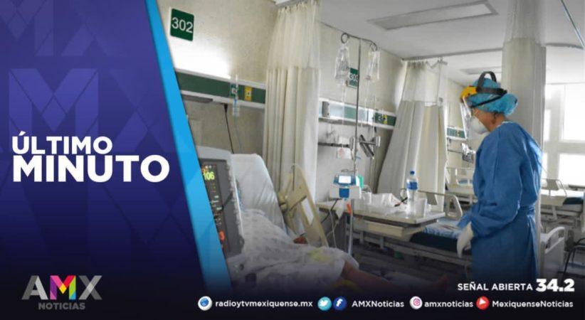 REGISTRA EDOMÉX UN INCREMENTO DE OCUPACIÓN HOSPITALARIA Y MÁS DE 114 MIL CASOS DE COVID-19
