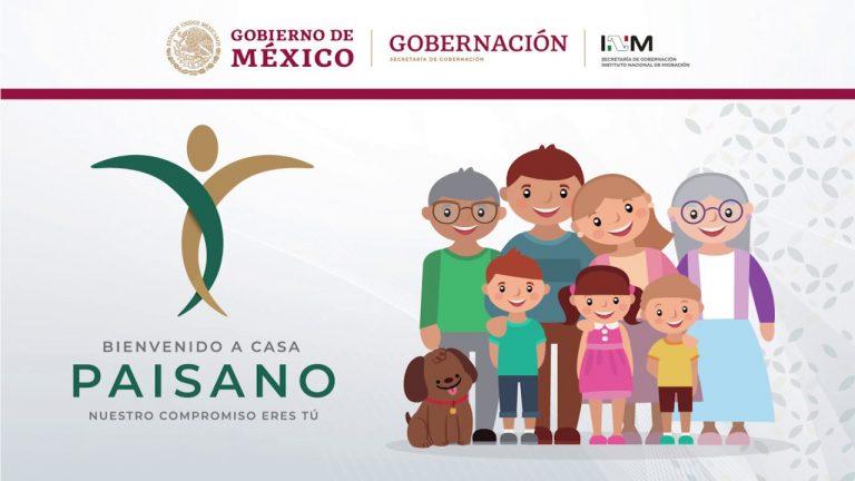 """INSTALARÁN EN PALACIO NACIONAL UNA OFICINA PARA ATENDER A """"PAISANOS"""""""