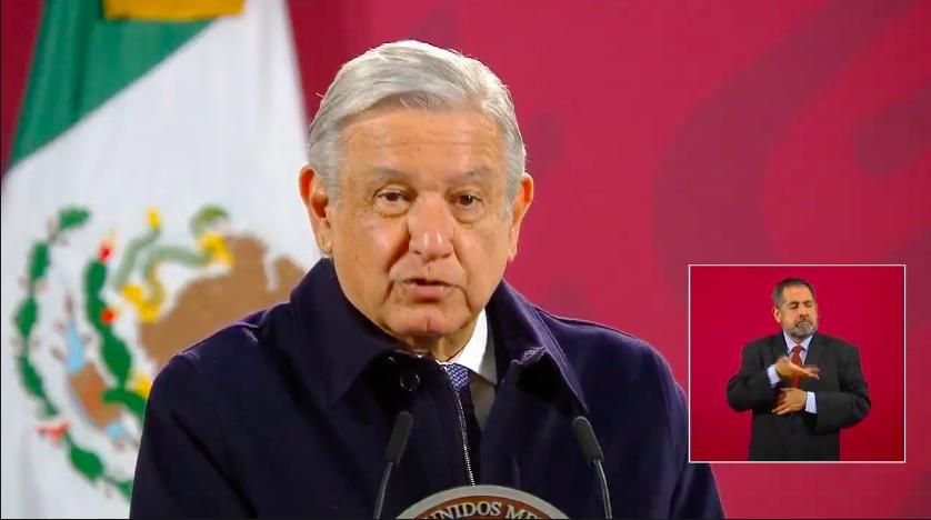 LÓPEZ OBRADOR RECONOCE Y FELICITA A BIDEN POR SU TRIUNFO EN ELECCIONES DE EEUU