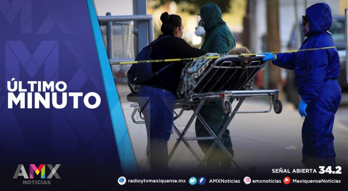 MÉXICO LLEGA A 118, 202 MUERTES POR COVID-19; HAY 1, 320, 545 CONTAGIOS