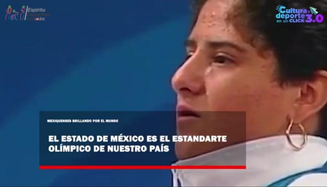 """DESTACAN LOGROS DE ATLETAS MEXIQUENSES EN """"ESPÍRITU DEPORTIVO"""""""