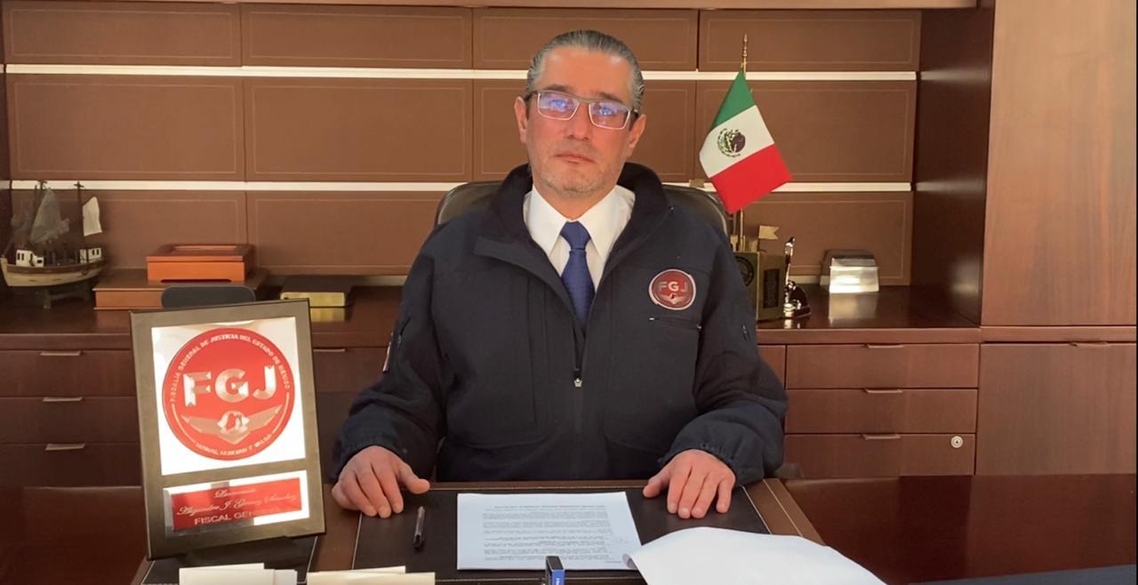 DESTACA FGJEM AVANCES EN MATERIA DE PROCURACIÓN DE JUSTICIA DURANTE ESTE 2020
