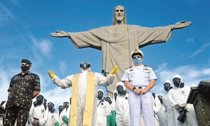 HALLAN NUEVA CEPA DE CORONAVIRUS EN BRASIL