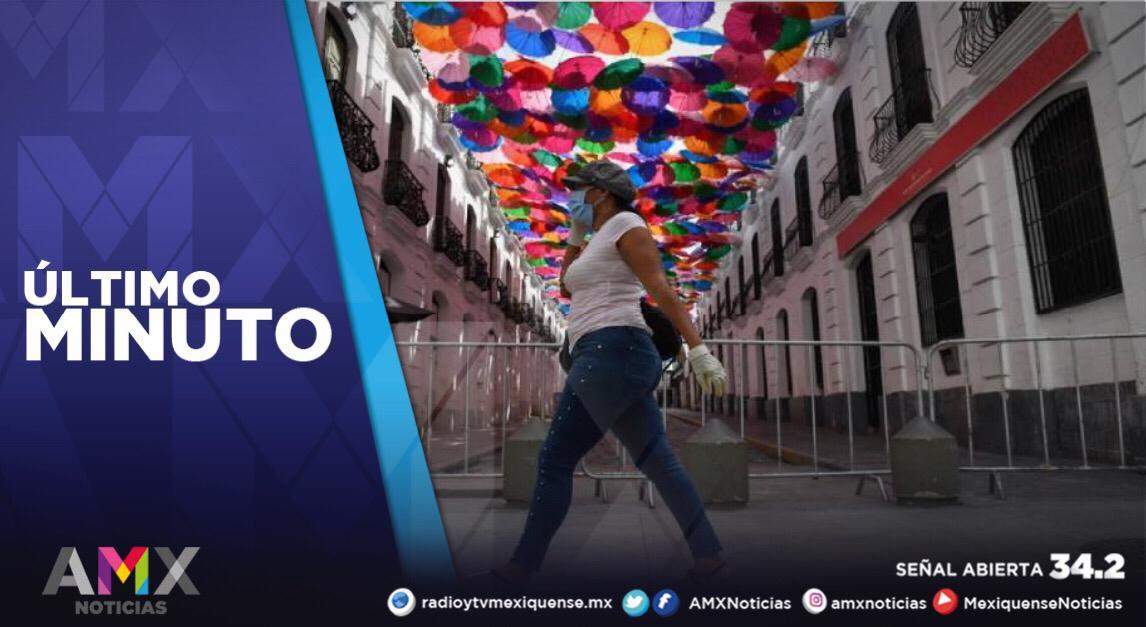MÉXICO SE ACERCA A UN MILLÓN 351 MIL CONTAGIOS DE COVID-19; HAY 120 MIL 311 MUERTES