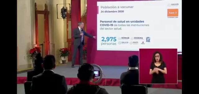 TOLUCA SERÁ SEDE INICIAL DEL OPERATIVO NACIONAL DE VACUNACIÓN CONTRA COVID-19